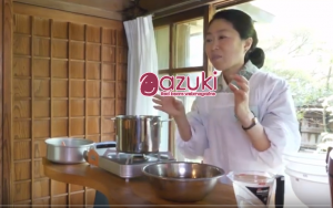 Easy! how to cook boild azuki.